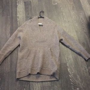 Vince xs oversized sweater